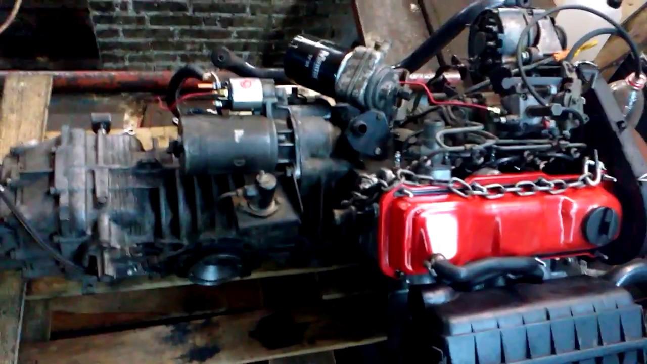 помощь в запуске дизельного двигателя