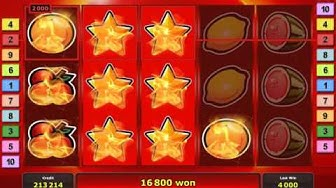 Slot Power Stars bonus bet 2000