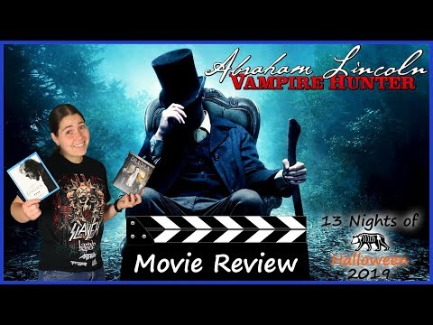 Abraham Lincoln: Vampire Hunter (2012) - Movie Review