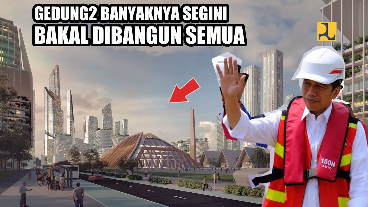 KOTA DUNIA UNTUK SEMUA, Para Ahli Ngumpul Disini Buat Tunjukan ke pak Jokowi Demi INDONESIA