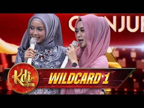 Duh Bikin Gagal Fokus! Niwang Feat Tetehnya Yang Geulis [BUDAK SAHA] - Gerbang Wildcard 1 (3/8)