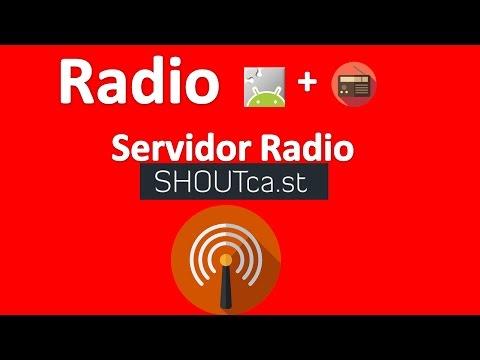 Radio en  App Inventor  Pt2  Configurando Servidor de Radio Centovacast