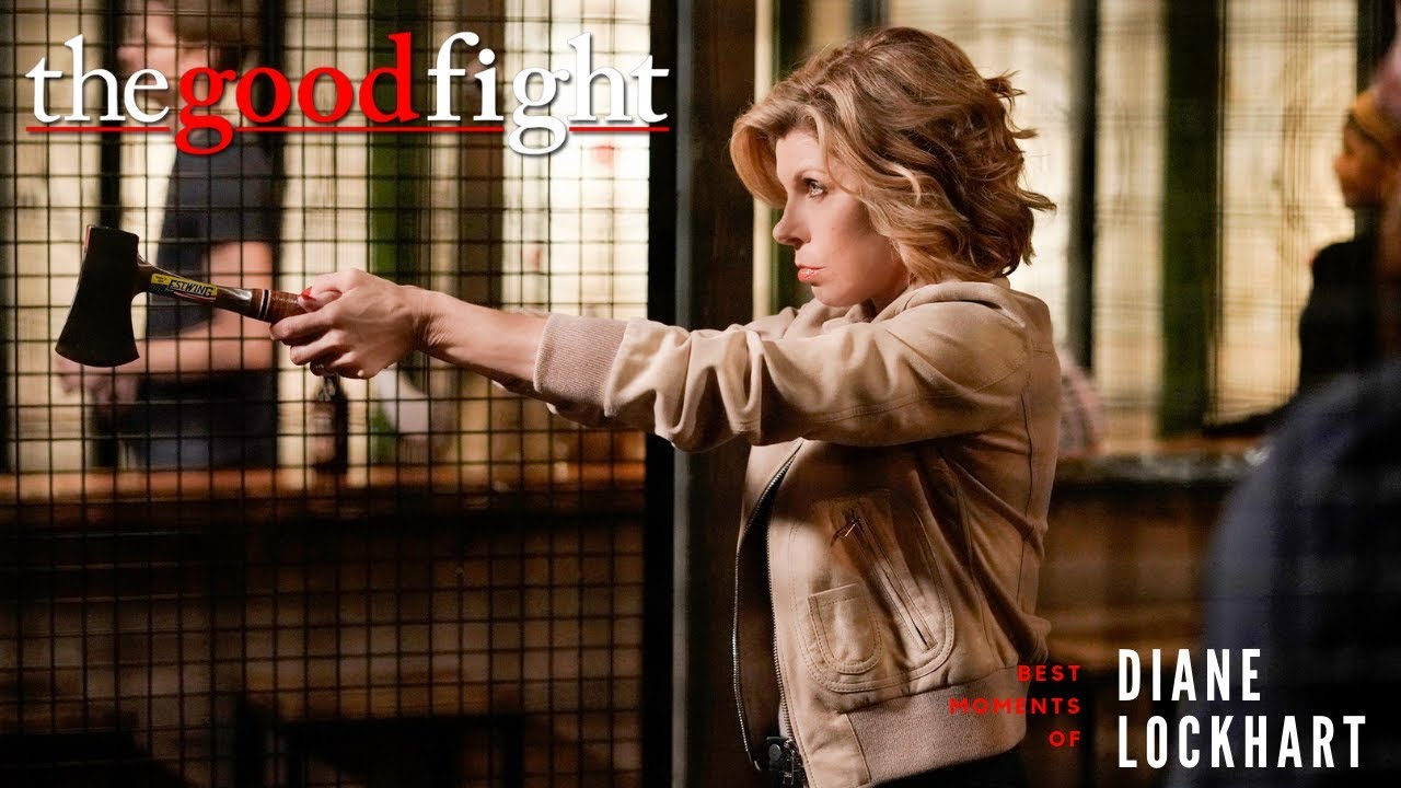 Download Best Moments of Diane Lockhart - The Good Fight | season 3