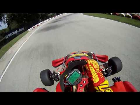125 Shifter Kart HD Pushing The Limits Of Grip