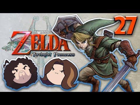 Zelda Twilight Princess - 27 - Slug Doom