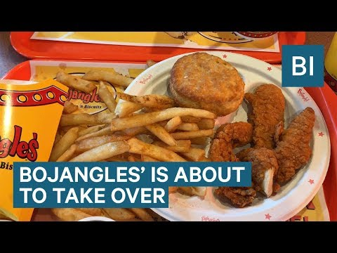 Bojangles' Southern Fried-chicken Chain Is About To Take Over America