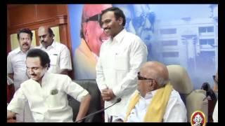A Raja in Chennai Junior Vikatan