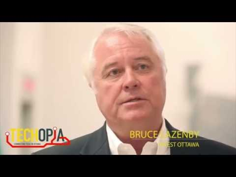 Bruce Lazenby - Invest Ottawa - Innovation Centre
