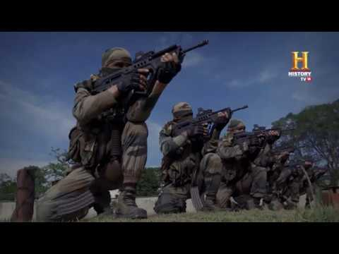 India Special Forces | Myanmar Strikes | HISTORY TV 18