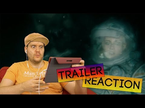 UNDERWATER Trailer Reaction Deutsch German [4K] [2020]