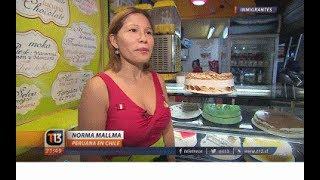 Tele 13 - Así ven los chilenos a los inmigrantes peruanos