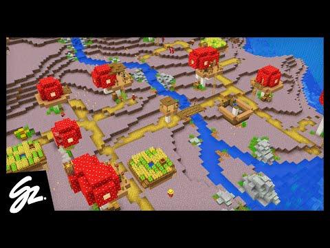 Mushroom Villages In Minecraft?