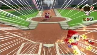 Mario Superstar Baseball - Exhibition Game #7 - Luigi Mansioneers @ Daisy Queen Bees