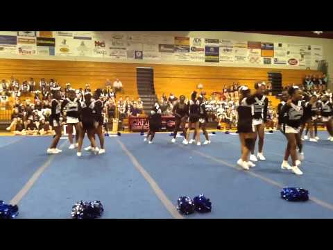 2013 Cheer Showcase - Godby High School - Tallahassee, FL