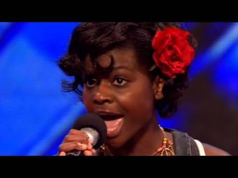 Gamu Nhengu's X Factor Audition (Full Version)