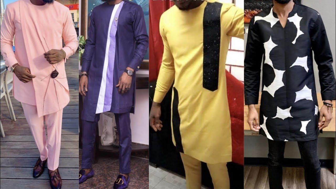 Latest Kurta Design For African Style 2020   New Design Kurta Pajama 2020   Unique Kurta Style 2020