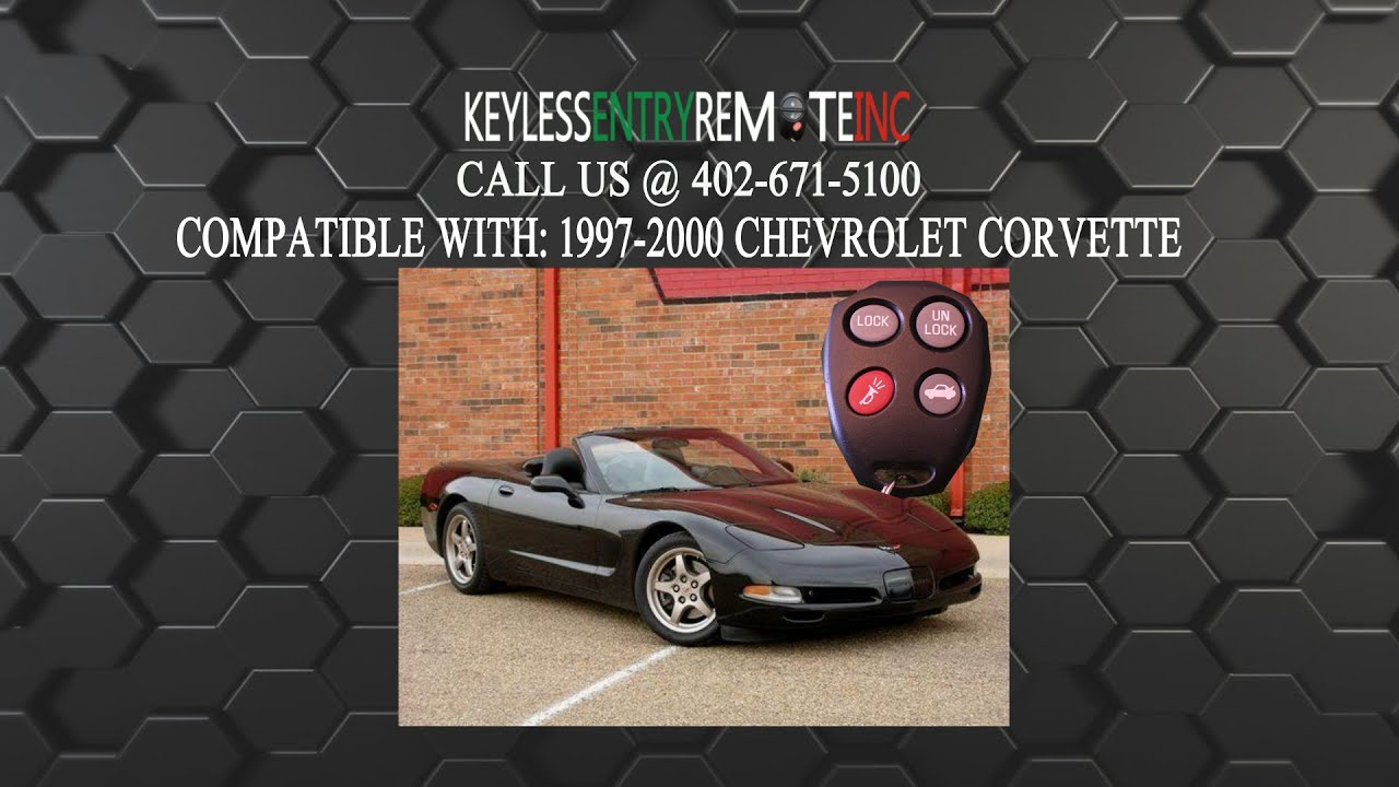 how to change battery in 2015 corvette key fob