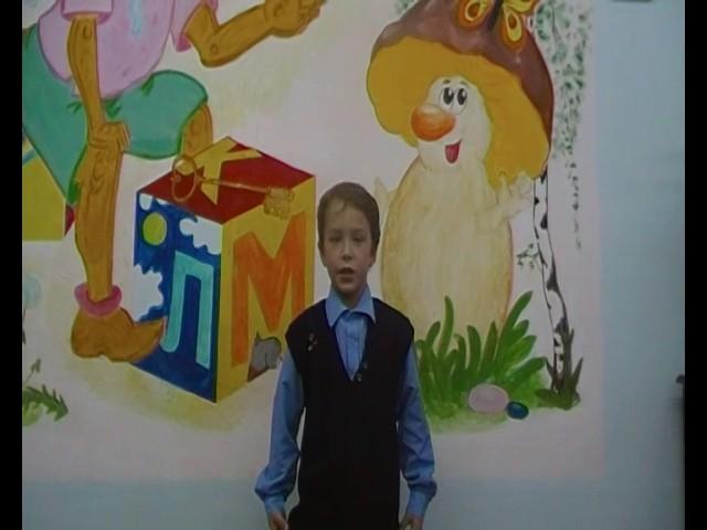 Изображение предпросмотра прочтения – АнтонРоманов читает произведение «Стрекоза и Муравей» И.А.Крылова
