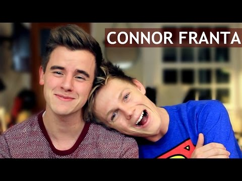 EXCLUSIVE INTERVIEW WITH CONNOR FRANTA