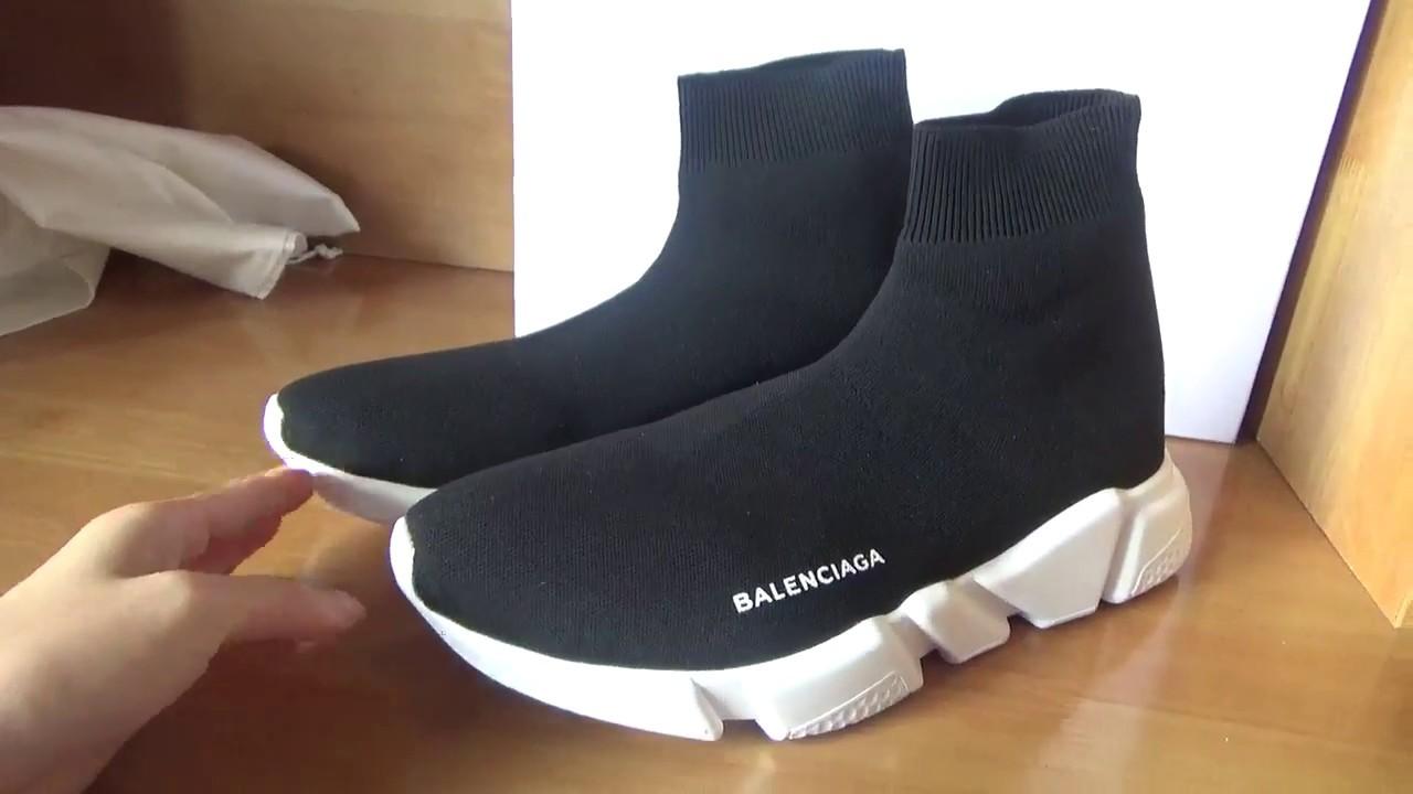 00cedf3c3f2e Auth Bnib Balenciaga Speed Trainer with Original Materials From  JordanSneakersClub
