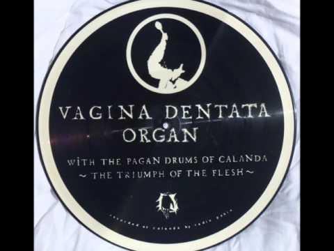 Vagina Dentata Organ - The Triumph Of The Flesh - World Satanic Network Systems - 1984