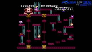 NES mini - Donkey Kong - 8 bits