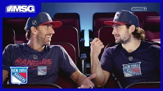Connections: Henrik Lundqvist & Mats Zuccarello | New York Rangers BFF's