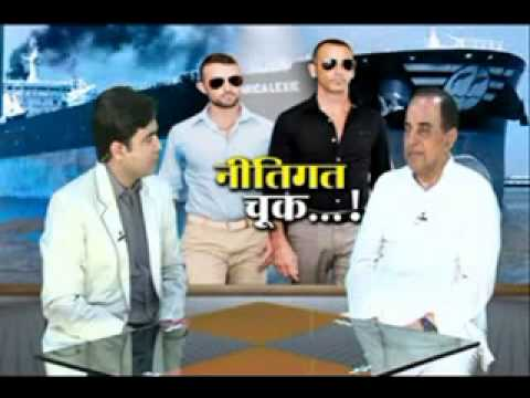 Dr Subramanian Swamy talks about Indian Foreign Policy on Sudarshan News TV