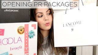 PR Haul // New Makeup, Skincare & Hair Products // Rachael Jade