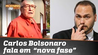 "Depois de vídeo contra militares, Carlos Bolsonaro anuncia ""nova fase"""