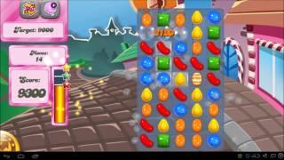 Candy Crush Saga - Level 1 - 9 (Taychiwowa)