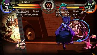 Skullgirls PC: Hit frame glitch on daisy pusher