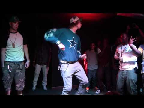 Whiteboy Swag VS Whiteboy Boogie at Q-Club