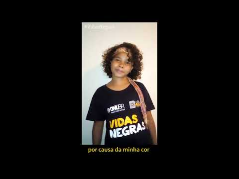 Bullying por causa da cor é racismo!