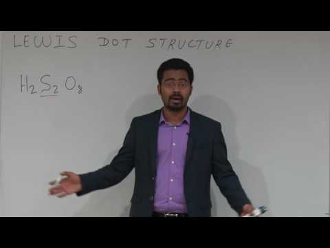 Super Tricks for Lewis Dot Structure of SO3,SO2,CrO5,H2SO5,H2S2O8 and HNO4 l JEE | AIIMS