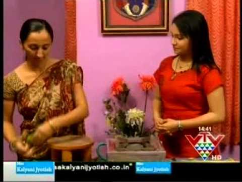 Geetaben at VTV Newz Channel