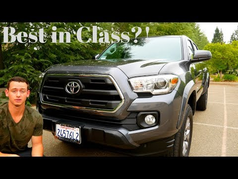 Best Truck In Class?!| 2018 Toyota Tacoma Review|SR5