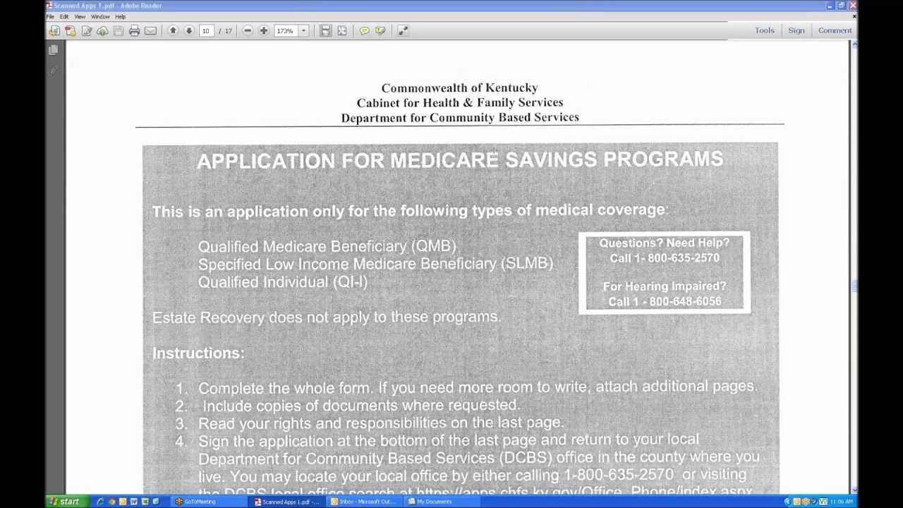 Medicare Savings Program - YouTube