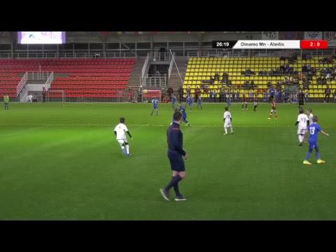 Dinamo Minsk (Belarus) - Ateitis (Lithuania) II