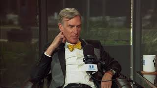Bill Nye on the Important of Physics in Baseball | The Rich Eisen Show | 5/15/18
