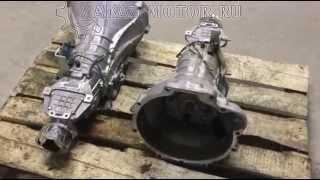 МКПП механическая коробка  передач Hyundai Starex H1 1997-2007 2.5 D4CB 2WD задний привод(, 2015-02-25T14:59:11.000Z)