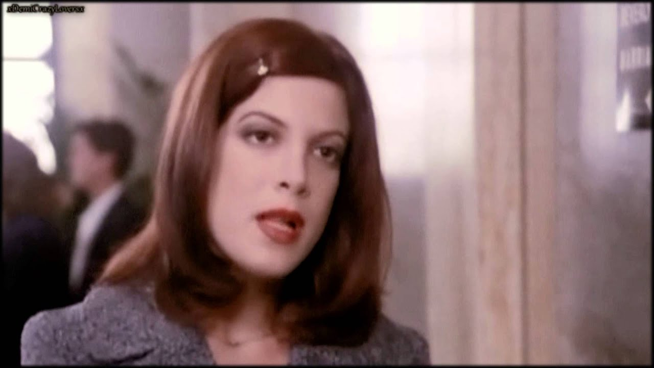 Tori Spelling as Donna in Beverly Hills 90210! (Season 8) - YouTube