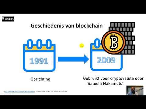 Blockchain: hoe werkt het