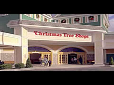 christmas tree shop manchester ct - YouTube