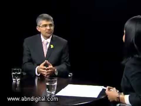 Ajen Sita - CEO, Ernst & Young Africa - Part 1