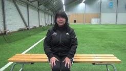 Eija Feodoroff Extraträning