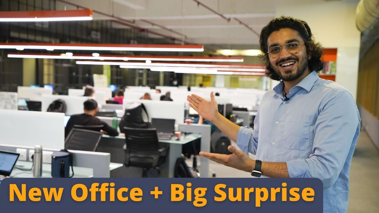 Biggest Surprise for all students❤️ | New Office | New Courses | Top Ranker Faculties for students