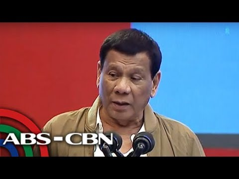 Admin bets, ikinampanya ni Duterte sa Marikina | Bandila