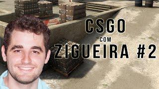CSGO DUST2 FalleN com Zigueira #2
