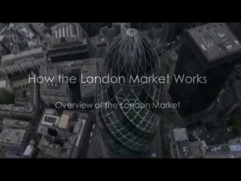 How The London Insurance Market Works